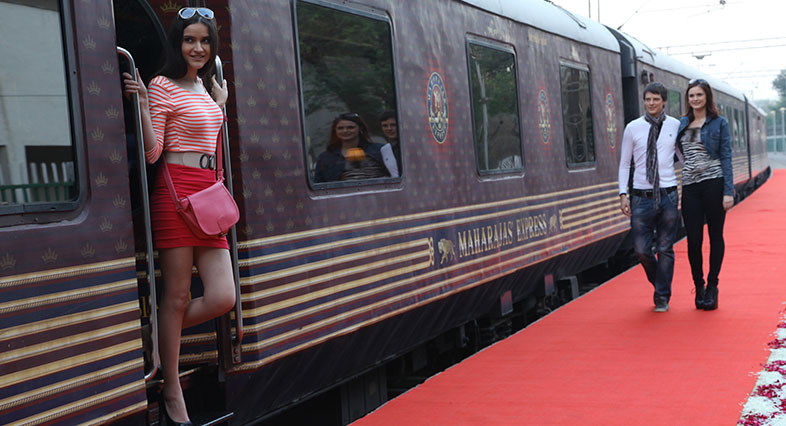 Gems of India Maharajas Express
