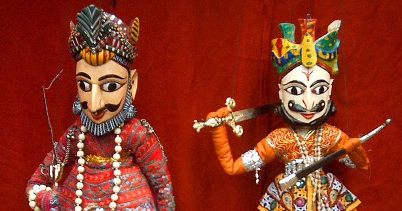kathputli-puppetry
