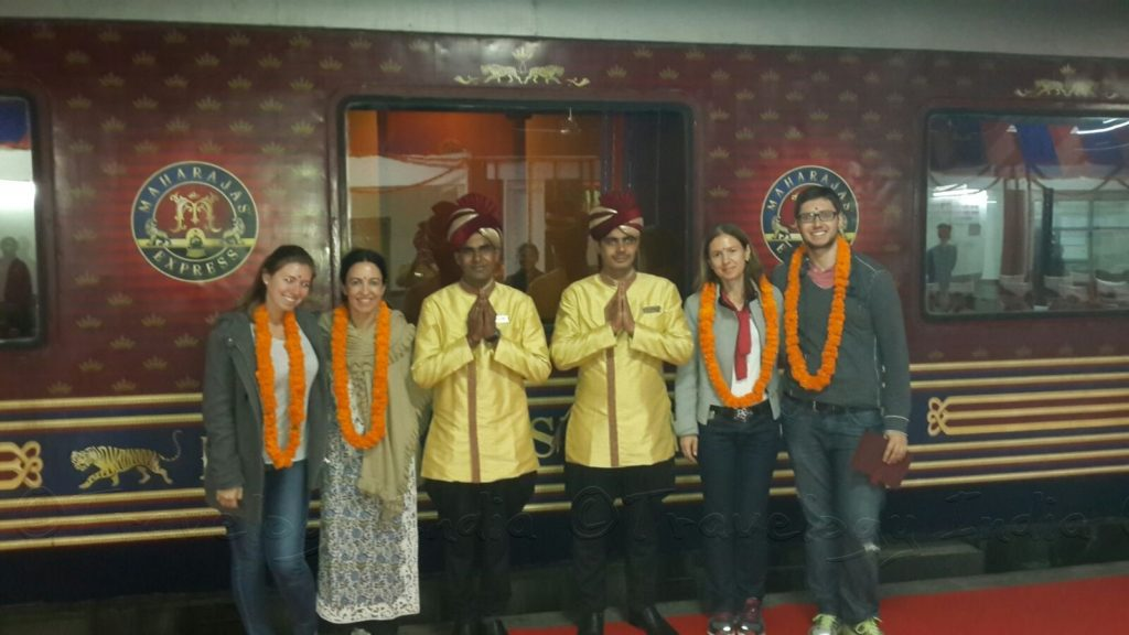 Enjoy the Culture and Heritage with Maharajas Express Gems