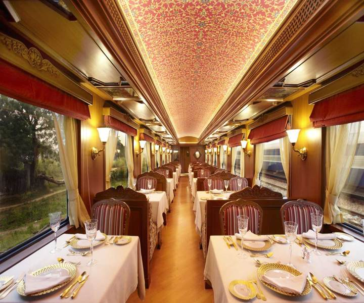 Rang Mahal View of Maharajas Express