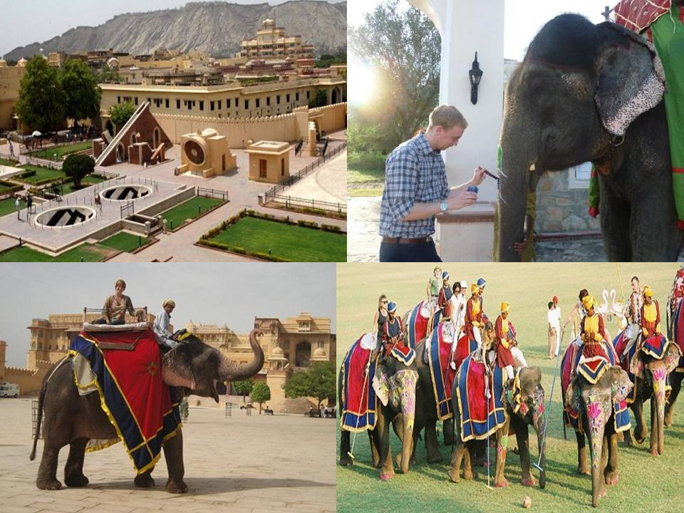 Gems of India Jaipur Attractions