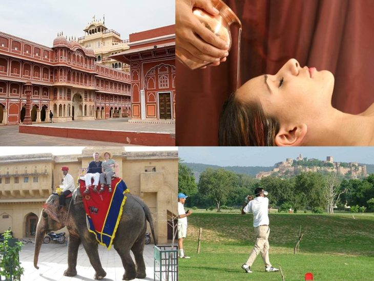 Indian Panorama Jaipur Attractions
