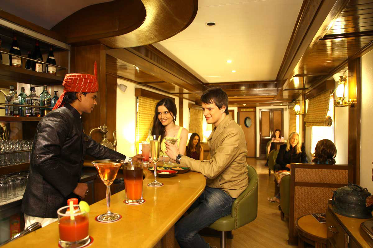 Maharaja Express Bar