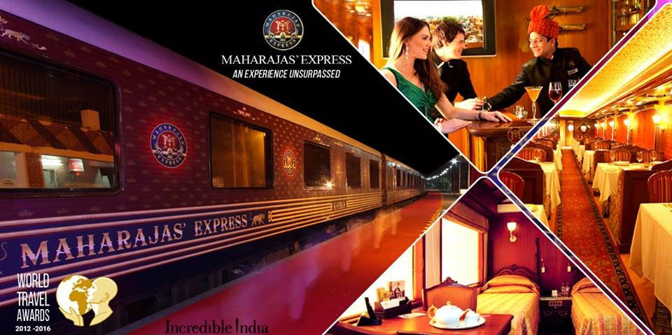 Maharajas Express Luxury Train