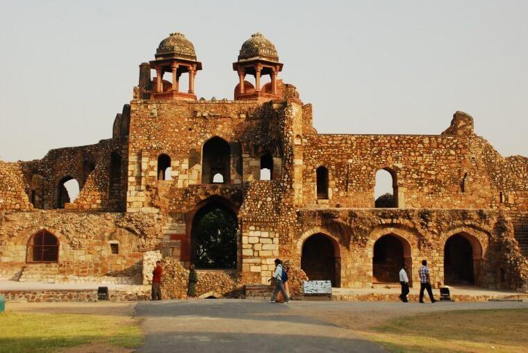 Hauz Khas Village Delhi