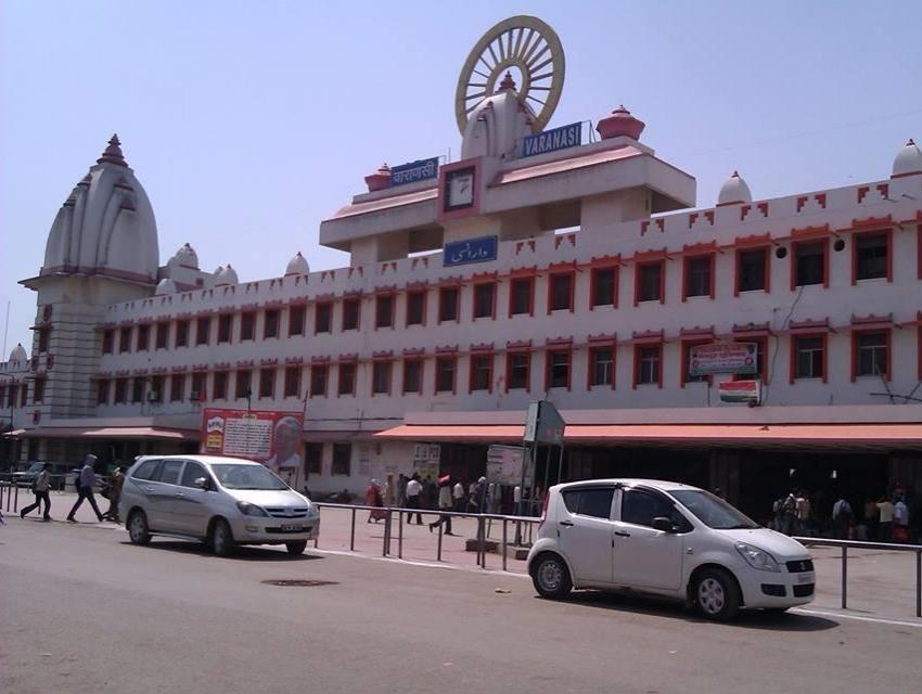 Varanasi Bus Stand