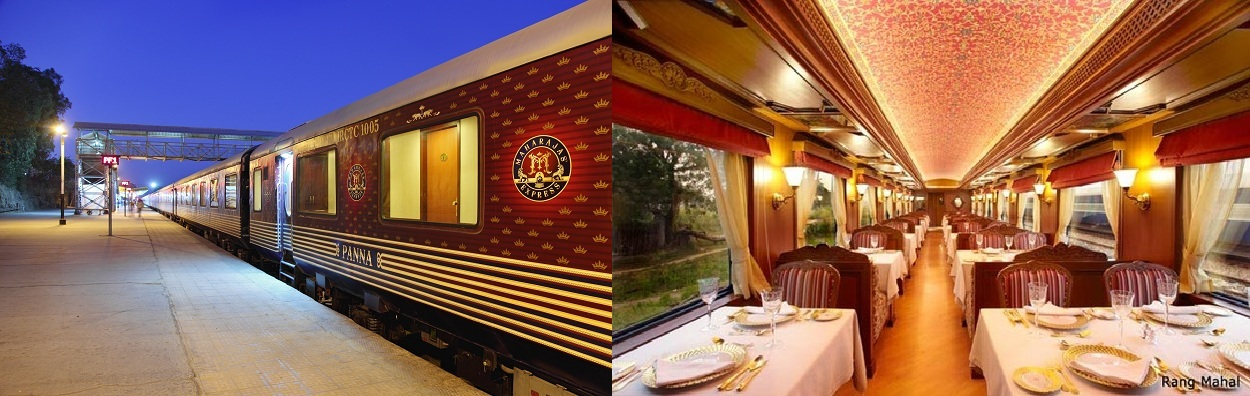 The Indian Panorama Tour Maharaja Express
