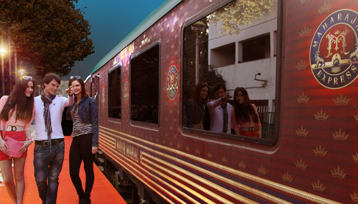Maharaja Express Journey