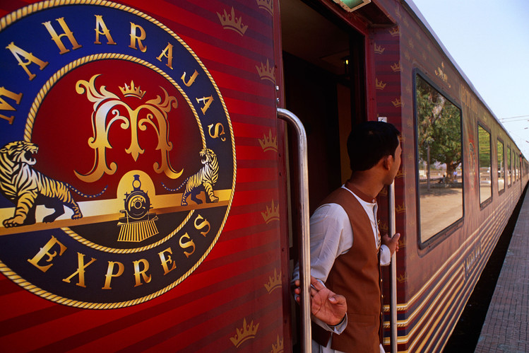 Maharaja Express Train in India