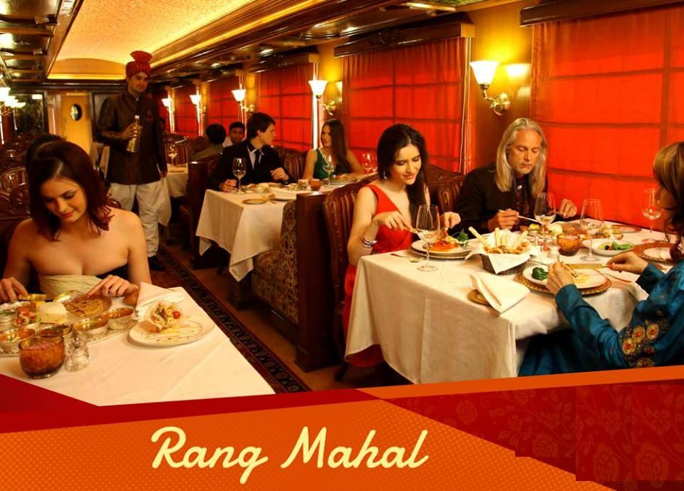 Rang Mahal - Maharajas Express India