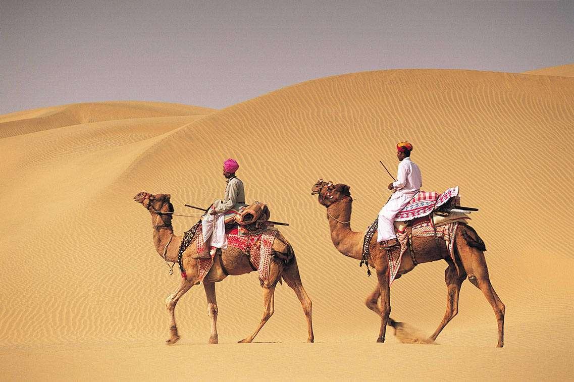 Thar Desert Bikaner