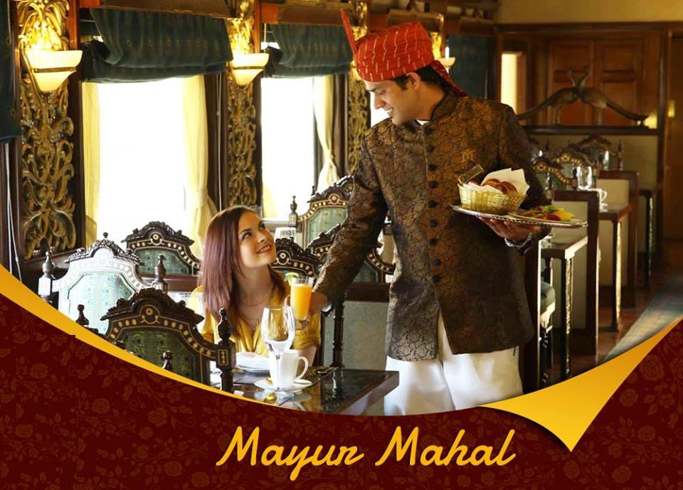 Mayur Mahal - Maharajas Express India