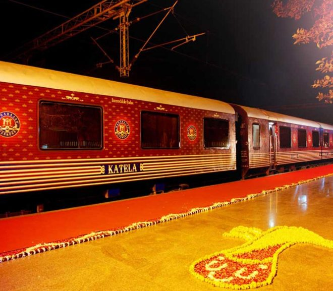 Maharajas Express Train India