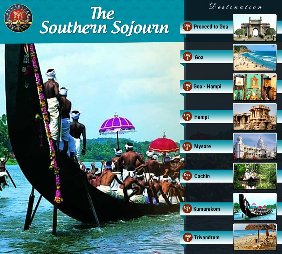 The Southern Sojourn
