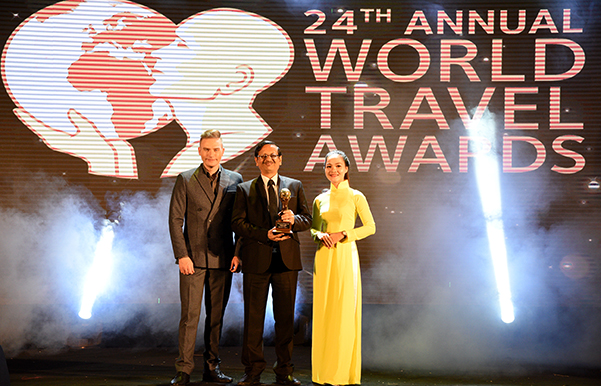 World's Travel Award 2017