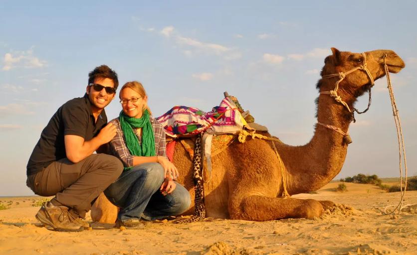 Camel Ride Jodhpur