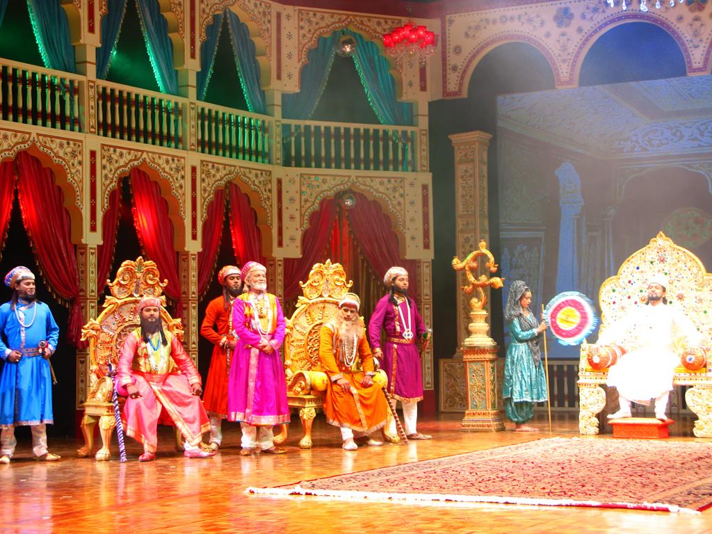 Kalakriti show drama, Agra