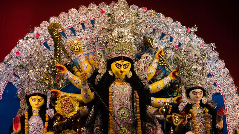 Durga Pooja, Kolkata