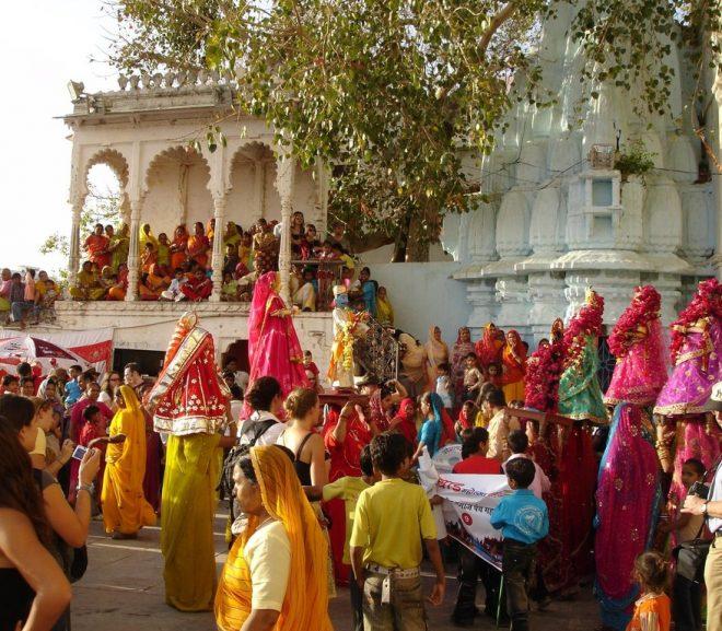 Mewar Festival, Udaipur