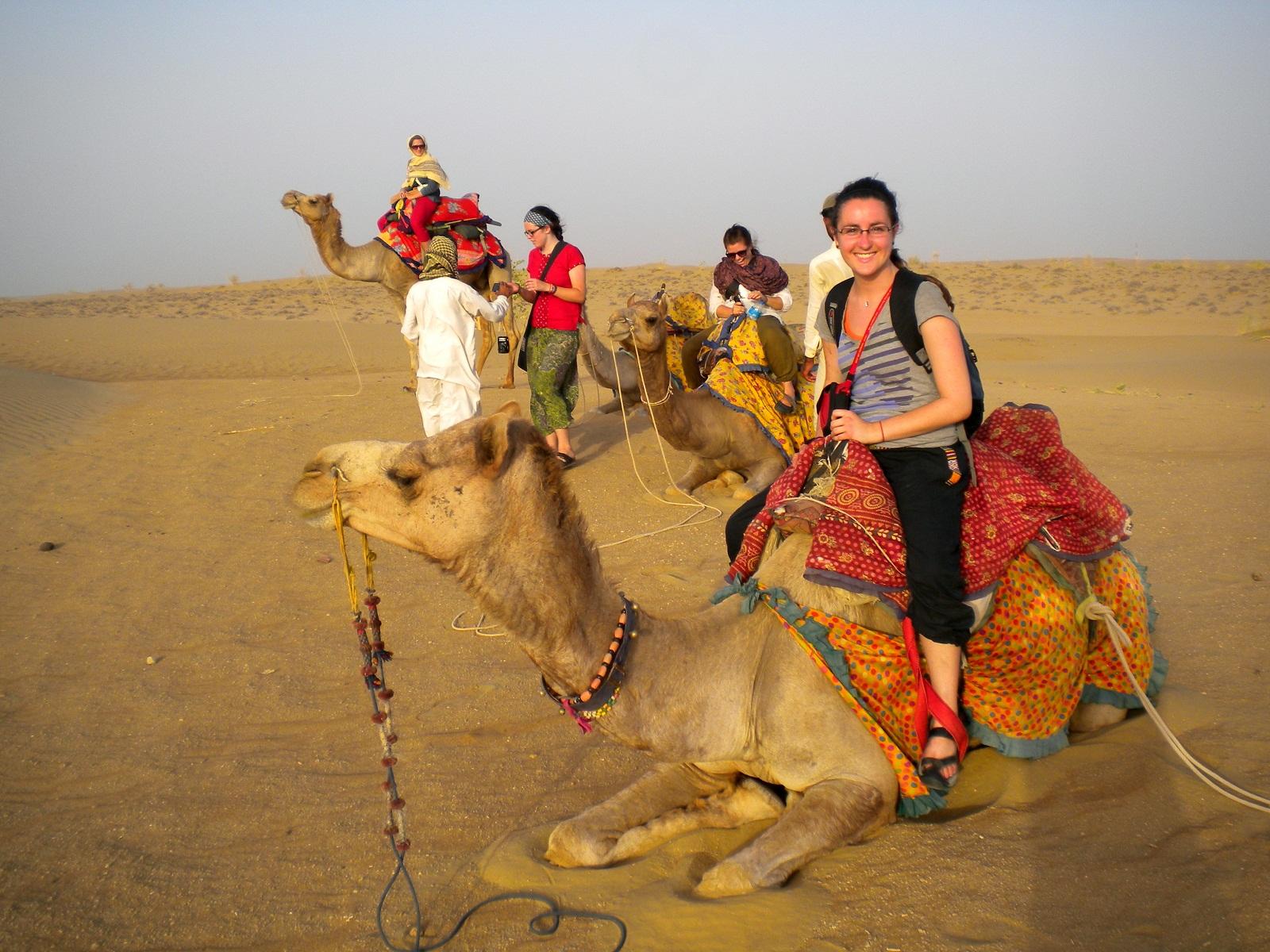 Camel Safari Bikaner