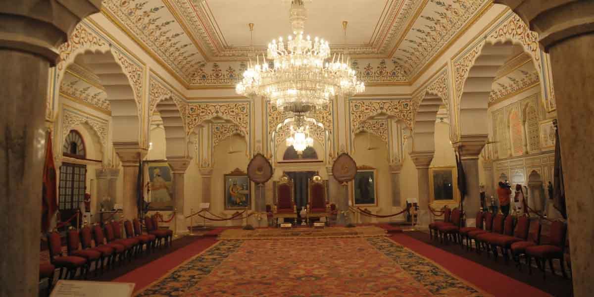 City Palace Museum, Jaipur