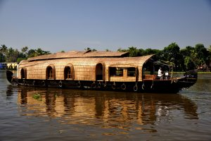 Houseboat Backwaters, Kerala