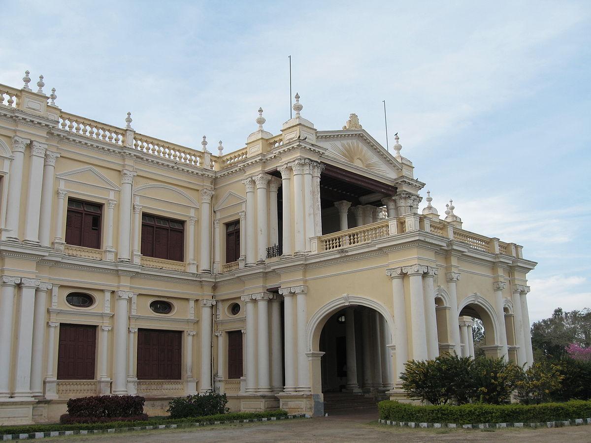 Jayalakshmi Vilas Mansion museum