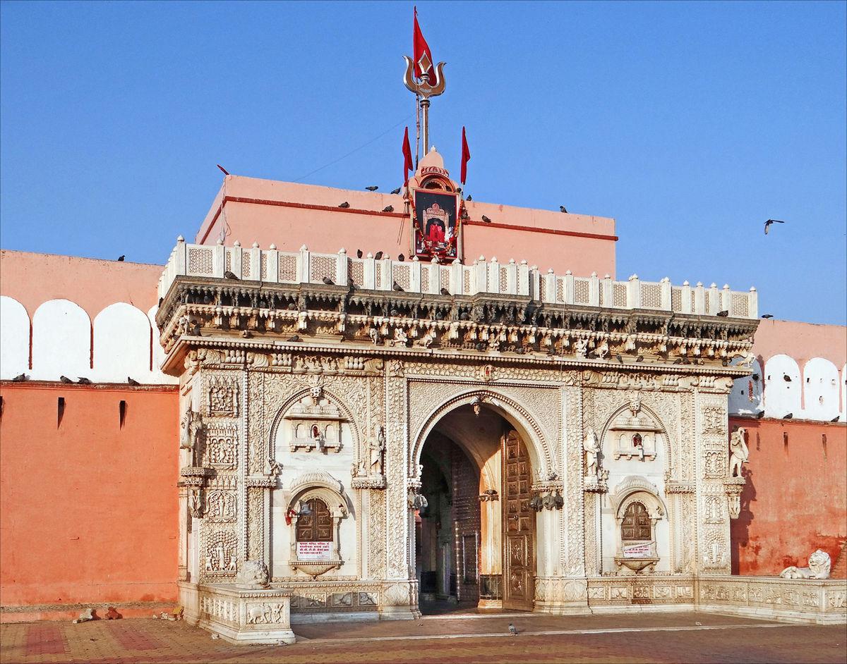 Deshnok Temple, Bikaner