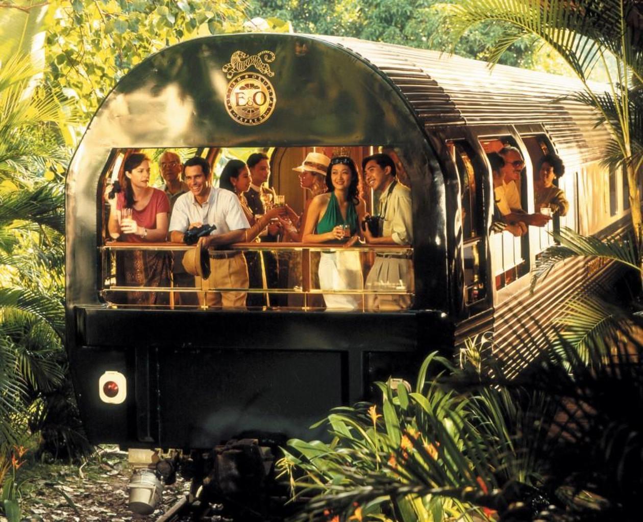 Eastern and Oriental Express Luxury Train, Kuala Lumpur