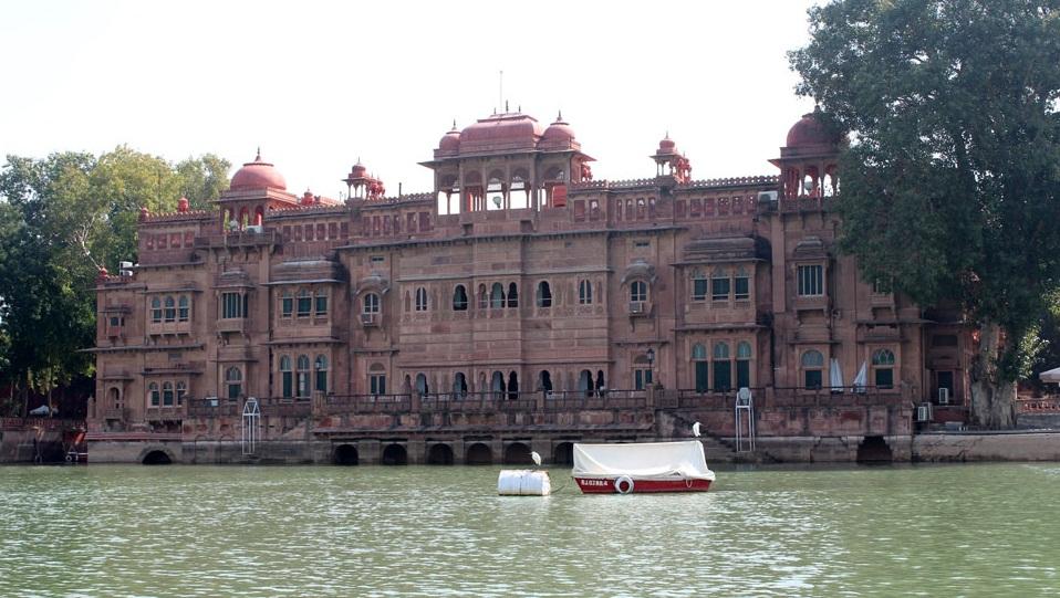 Gajner Palace, Bikaner