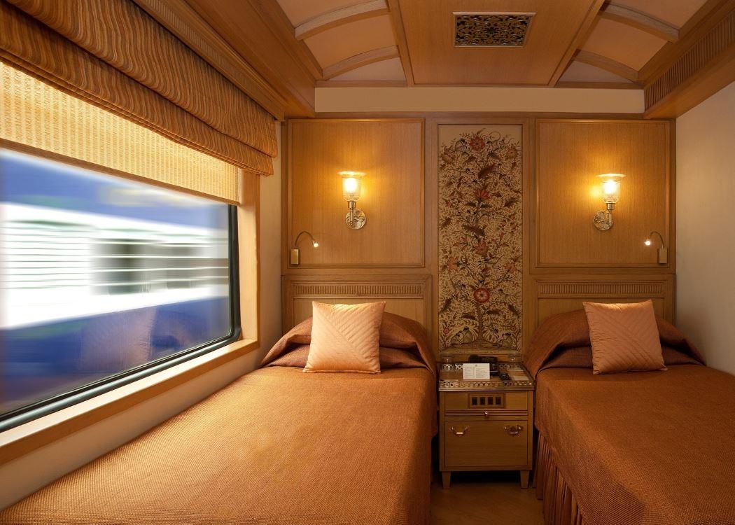 Maharajas Express Junior Suite Cabin