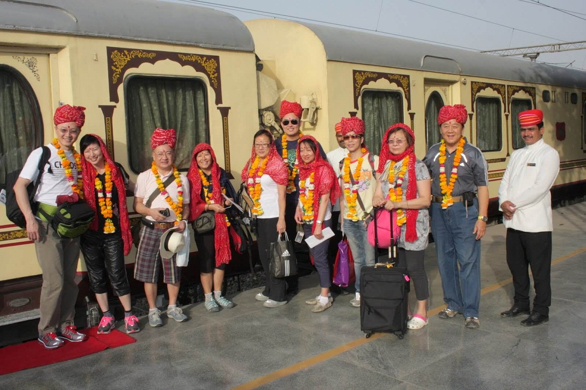 Palace on Wheels Luxury Trains