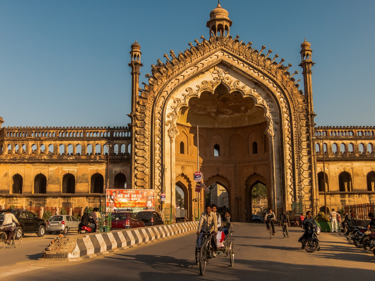 Best Places to Visit in Lucknow with Maharaja Express