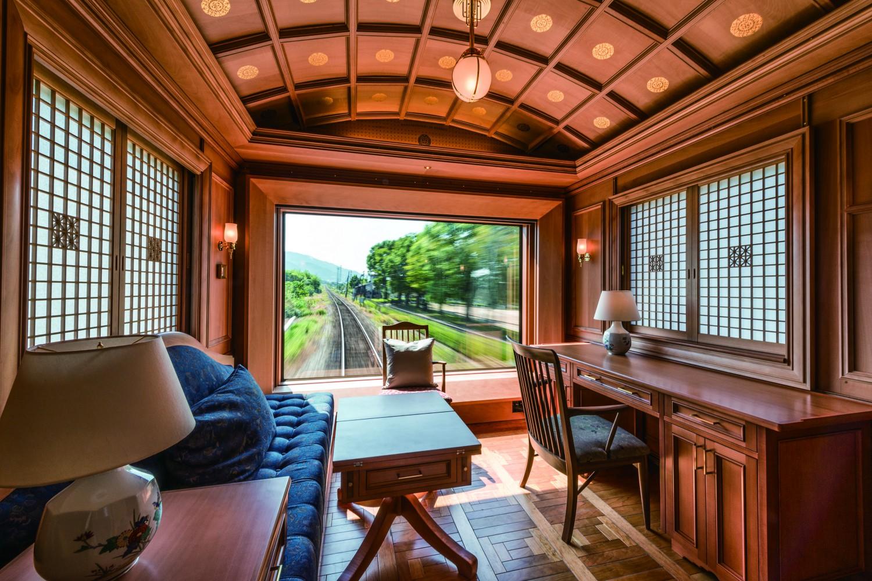 Seven Stars Train, Japan