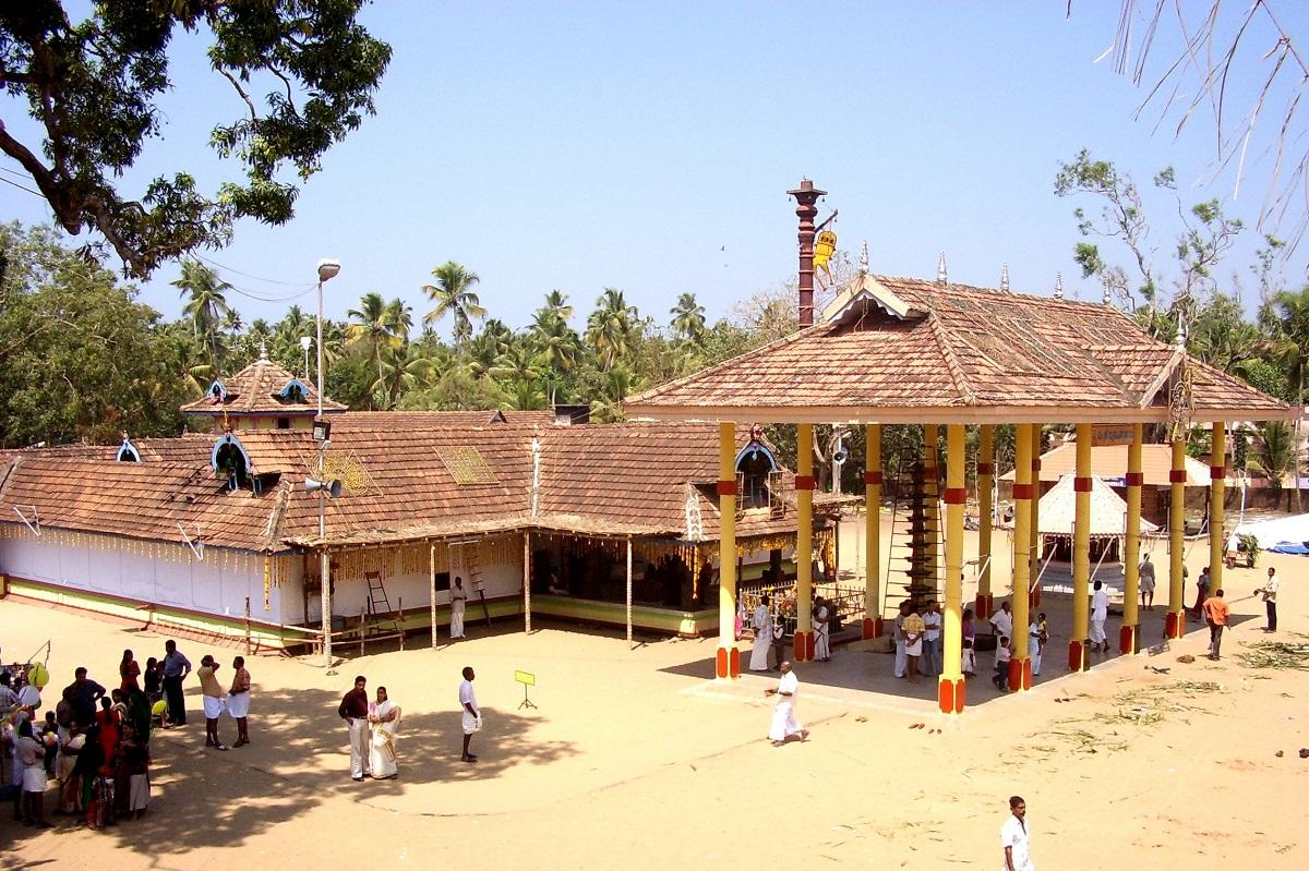 Gowreeswara Temple Cherai