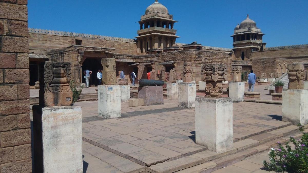 Gujari Mahal Archaeological Museum, Gwalior