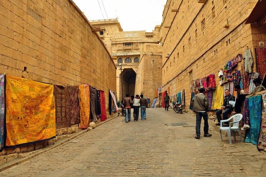 Jaisalmer Narrow Lanes