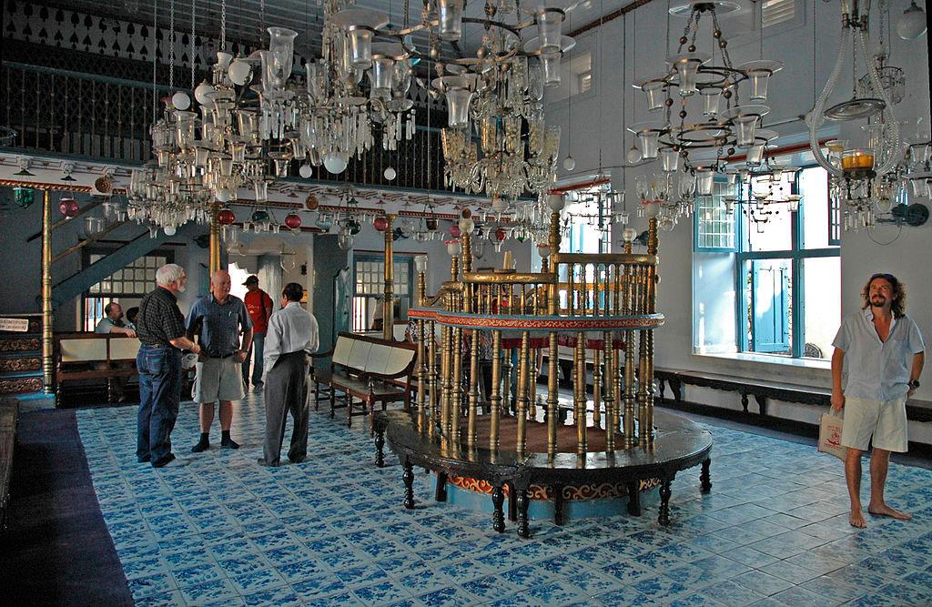 Paradesi Synagogue, Kochi
