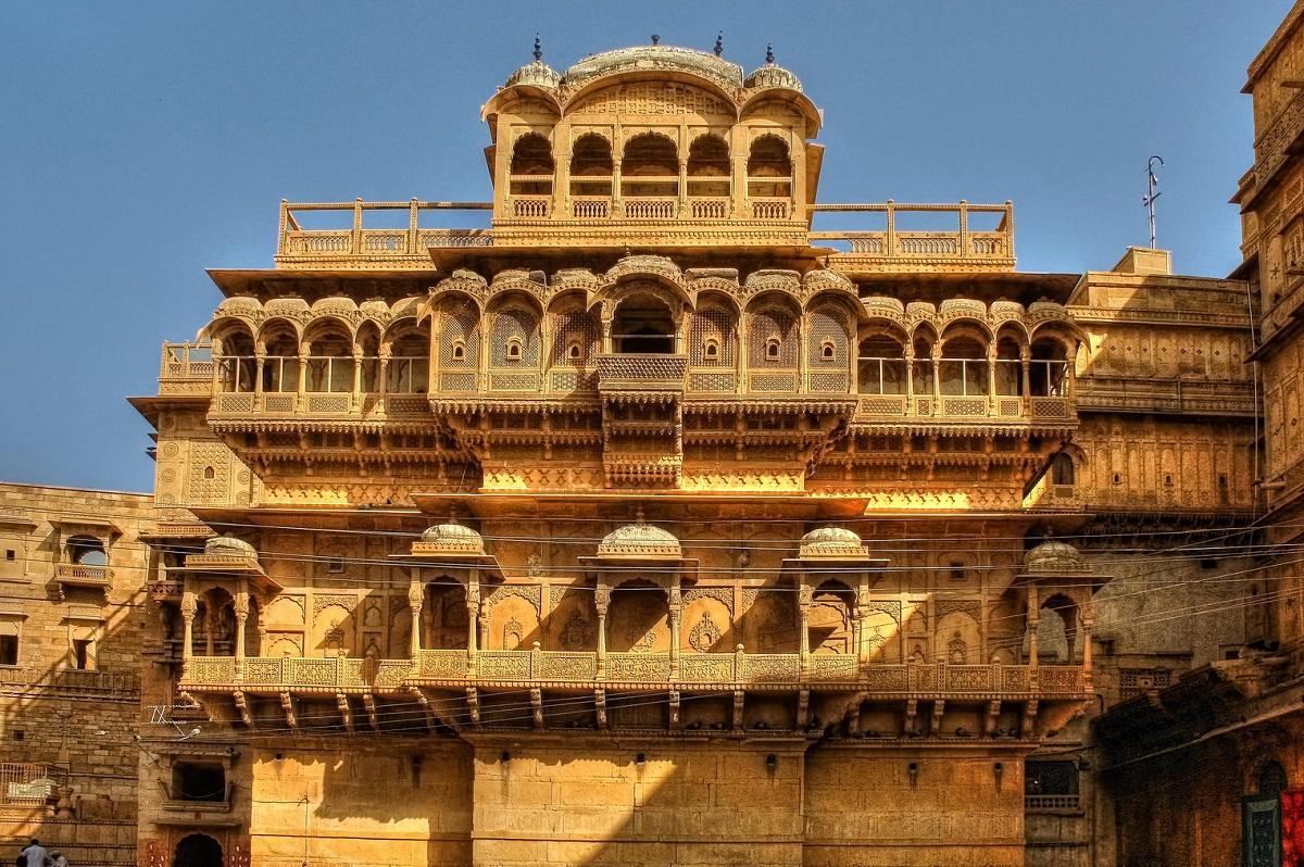 Raj Mahal Palace, Jaisalmer