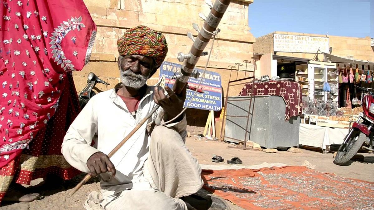 Ravanahatha Music, Jaisalmer