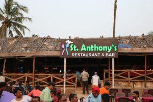 St. Anthony Beach Shack, Goa