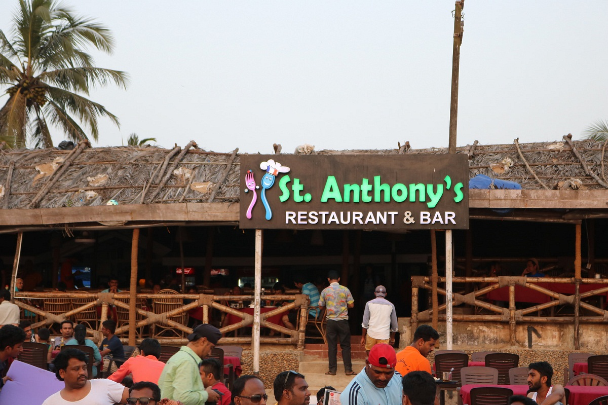 St. Anthony Beach Shack, Goa