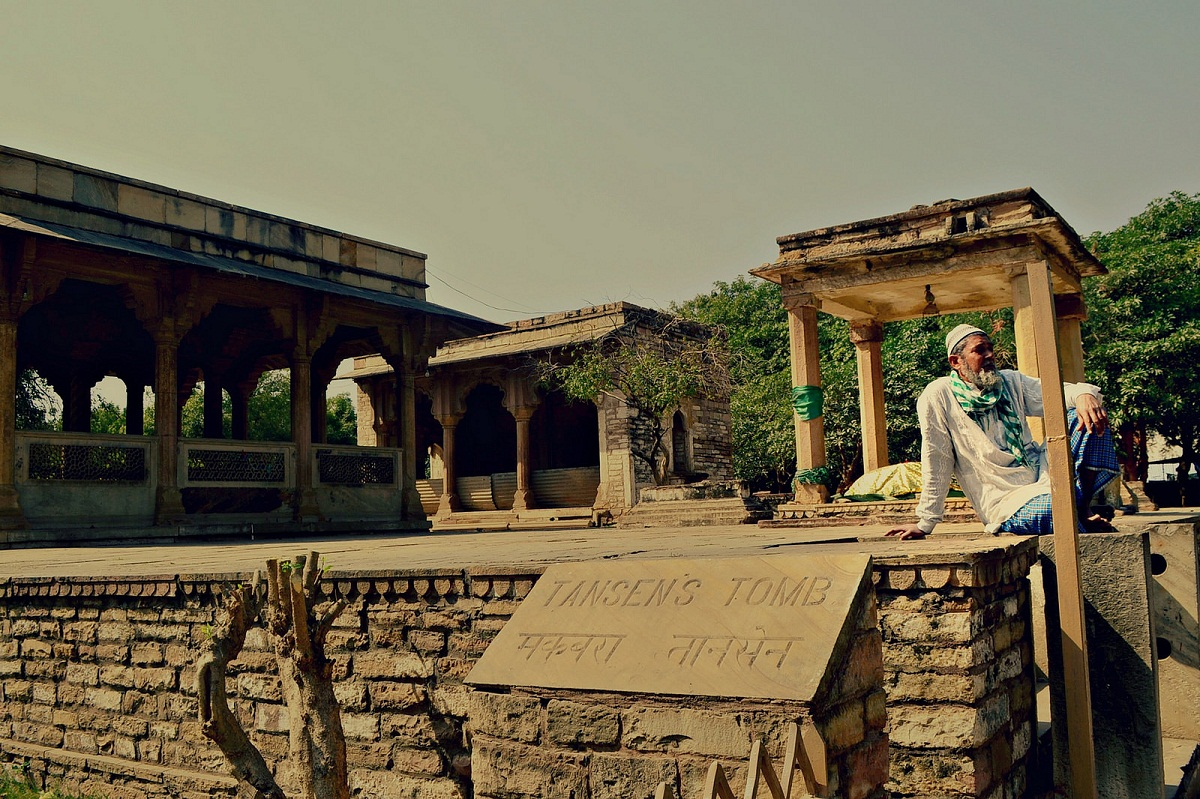 Tansen Tomb, Gwalior
