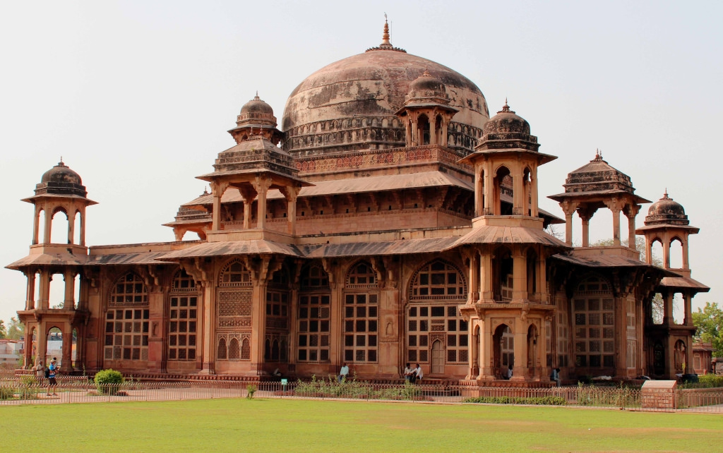 Tomb of Muhammad Ghaus, Gwalior