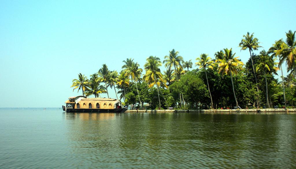 Vembanad Lake, Kumarakom, India