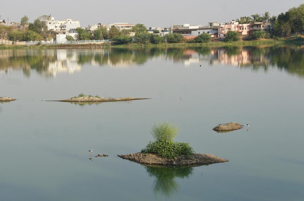 Salim Ali Lake, Aurangabad