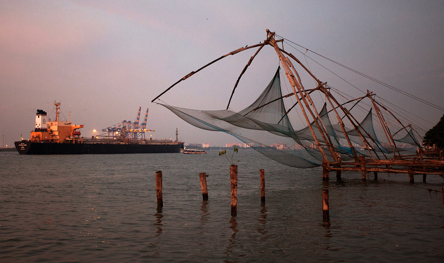 Cochin Chinese Fishing Net