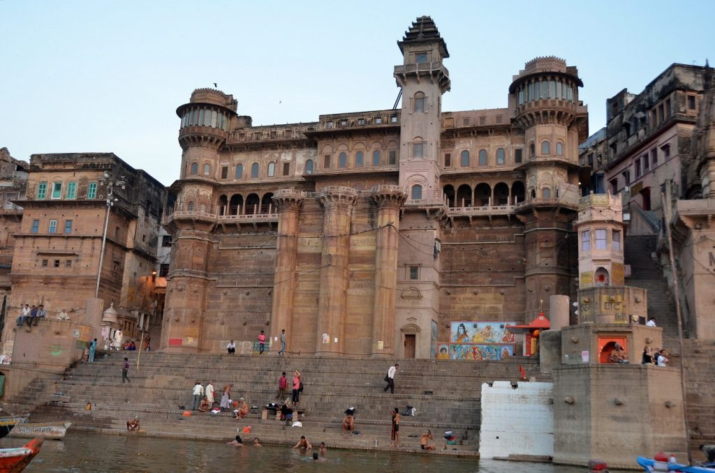 Darbhanga Ghat, Varanasi