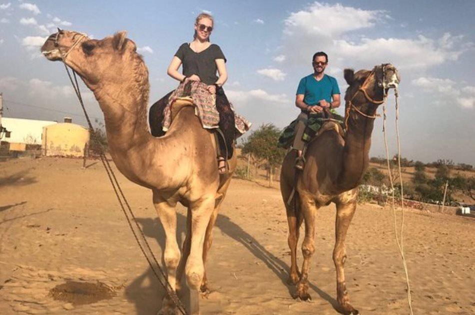Jodhpur Camel Safari