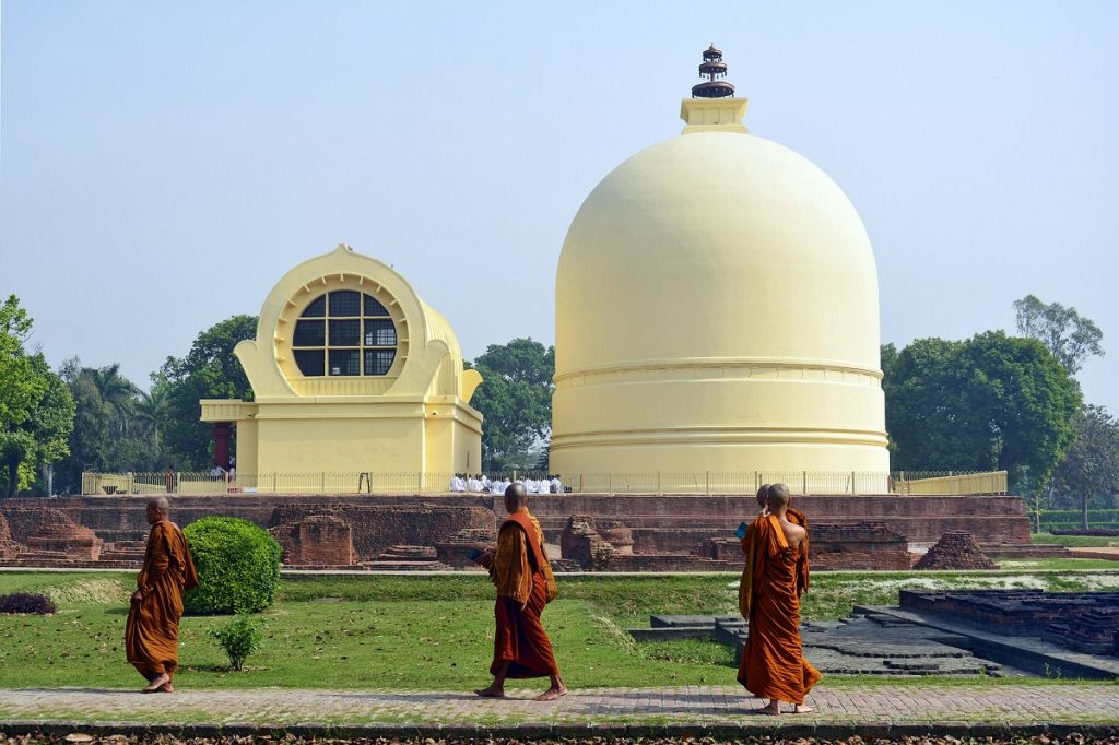 Mahaparinirvana Temple, Kushinagar